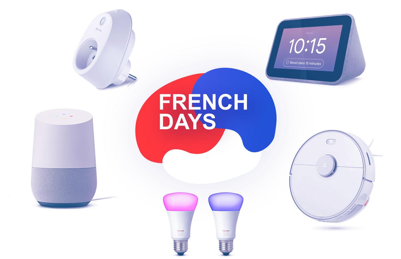 Les meilleures offres objets connectés des French Days