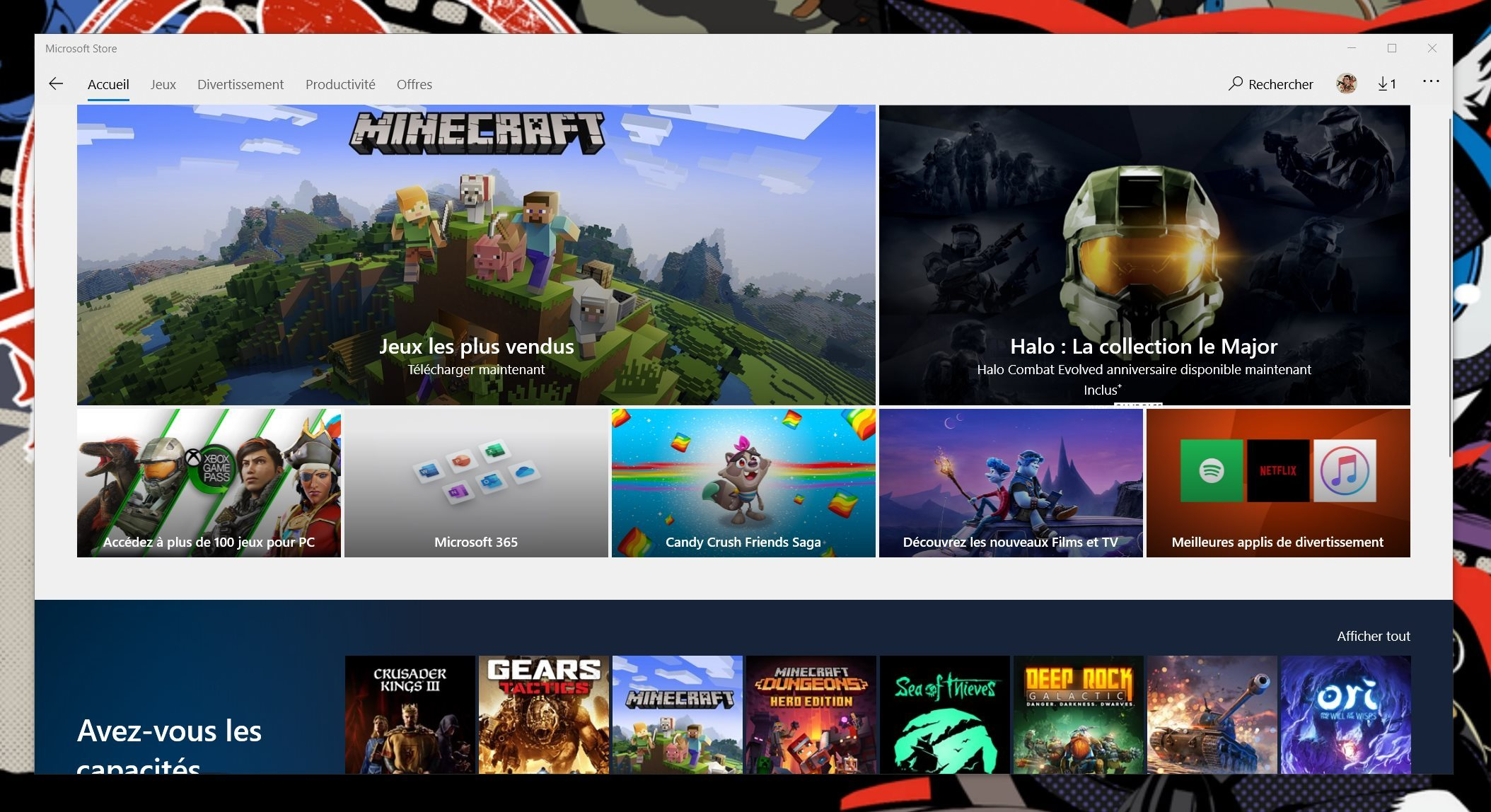 Windows 10 : le Windows Store veut faire de l'ombre à Steam avec Sun Valley