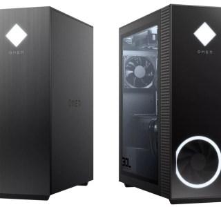HP remanie sa gamme Omen et lance deux nouvelles tours gaming survitaminées