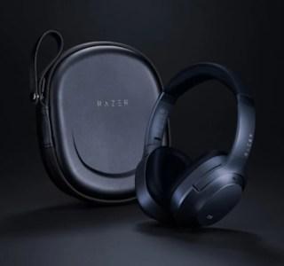 Razer lance son Opus : un casque THX à réduction de bruit active