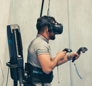 XRspace Mova : le premier casque de VR 5G est capable d'interpréter vos gestes