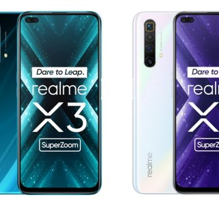 Realme X3 SuperZoom en fuite : Snapdragon 855+ et un gros module photo