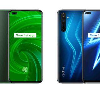 Realme x50 Pro et Realme 6 Pro lancés en France : prix alléchants pour smartphones intéressants