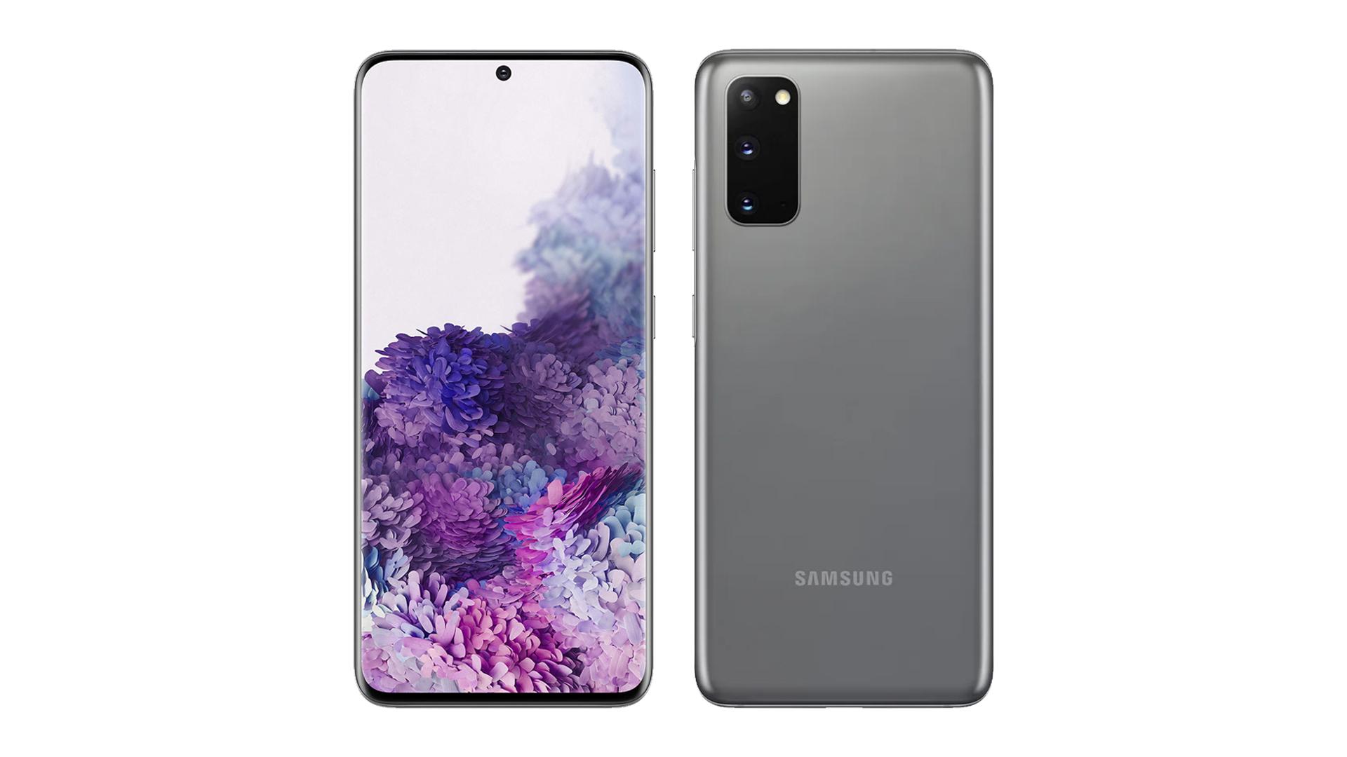 Soyez 5G ready avec le Samsung Galaxy S20 à seulement 730 euros