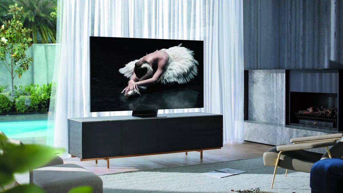 Même sans OLED, Samsung rafle la moitié du marché des « TV premium »
