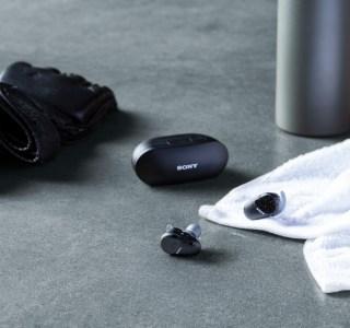 Étanchéité, réduction de bruit, autonomie: les Sony WF-SP800N veulent convaincre les sportifs