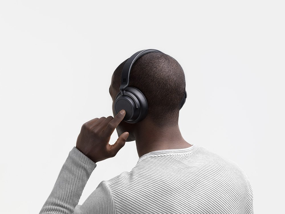 Microsoft présente le Surface Headphones 2 : la réduction de bruit active s'affine encore plus
