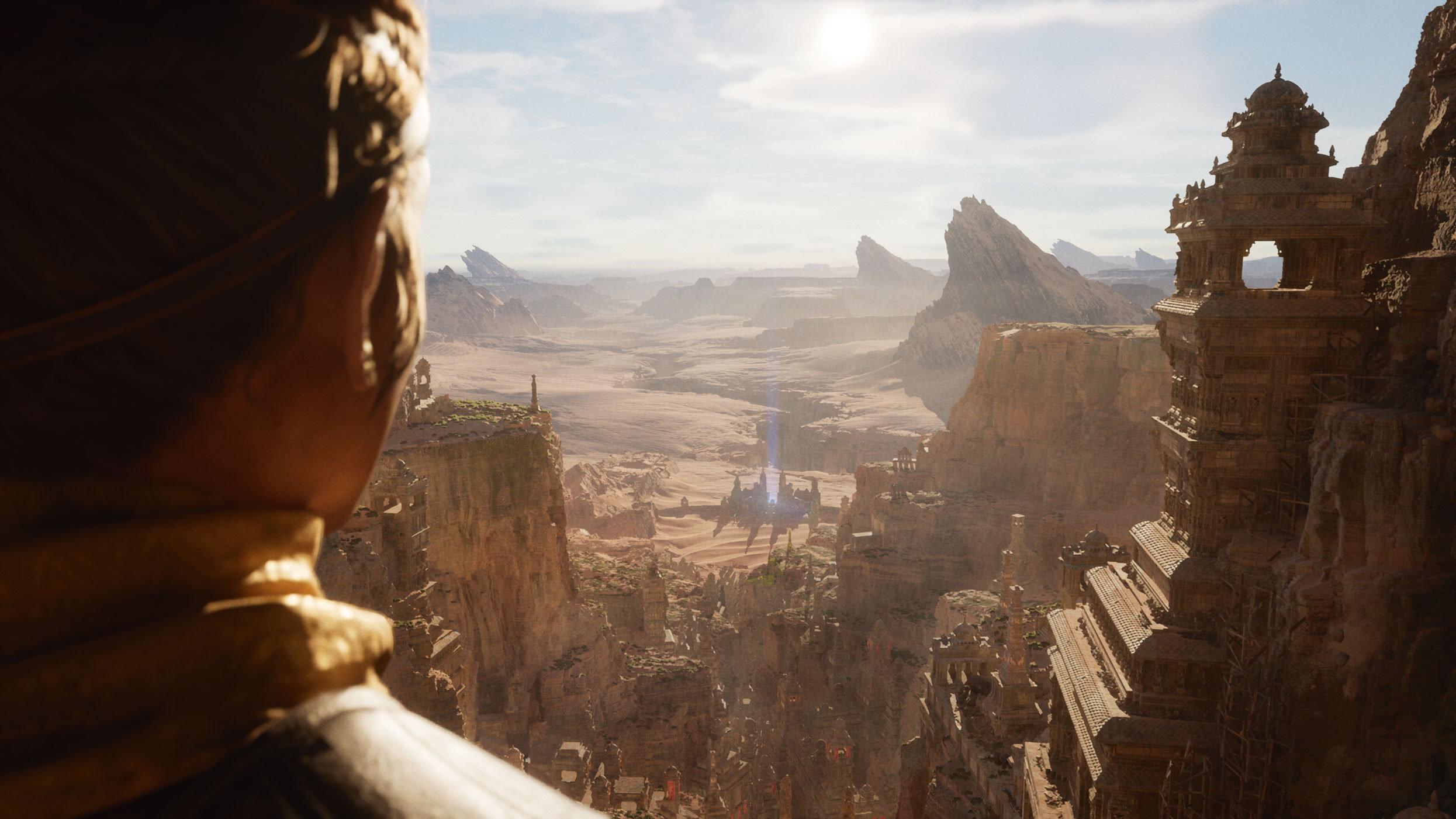 PS5 : la vitesse de l'architecture est telle que l'Unreal Engine 5 a dû être réécrit partiellement