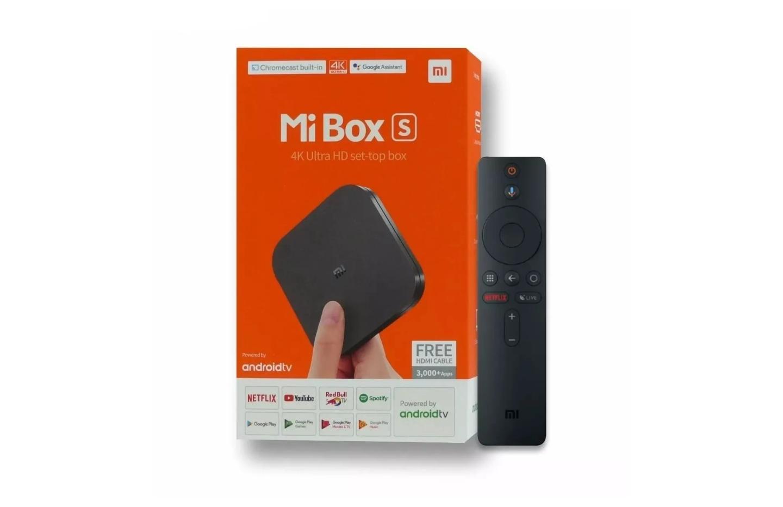 L'incontournable Xiaomi Mi Box S passe aujourd'hui sous les 50 euros