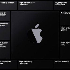 Apple Silicon : les Mac se rapprochent de l'iPhone avec des processeurs ARM