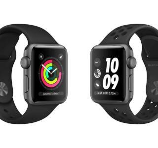 Apple Watch Series 3 à 189 € : c'est un prix inédit pour une montre connectée de la Pomme