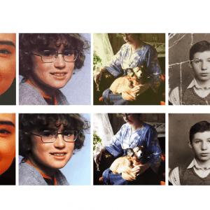 Cette IA de Microsoft restaure vos vieilles photos de manière bluffante