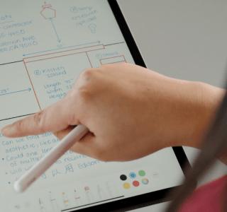 iPad: la reconnaissance d'écriture manuscrite en français arrive