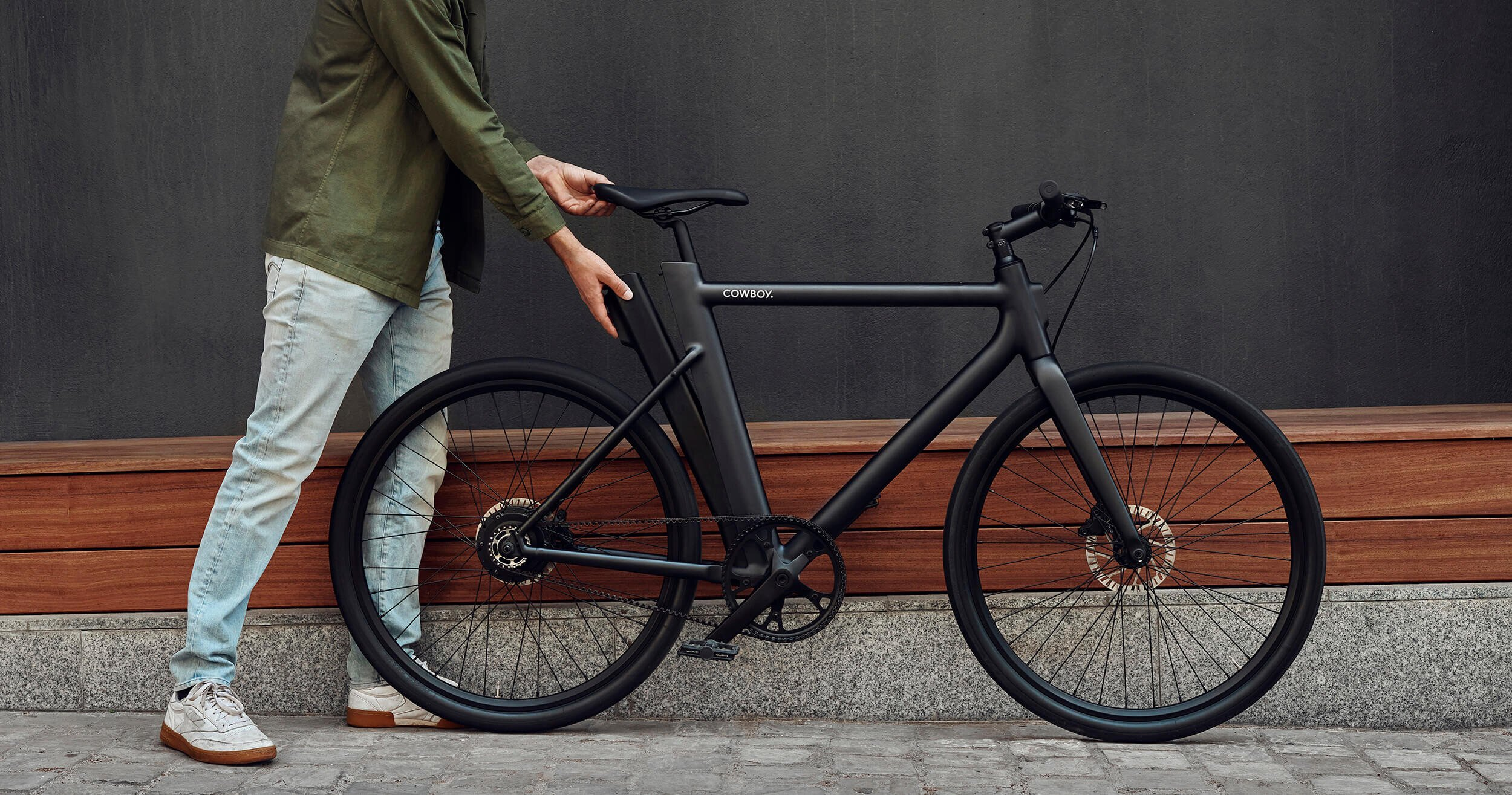 Cowboy 3 : une troisième génération de vélo électrique belge améliorée mais plus chère