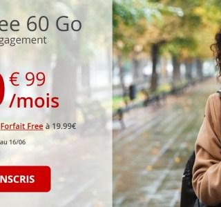 Free mobile change temporairement la formule de son forfait 4G le plus populaire