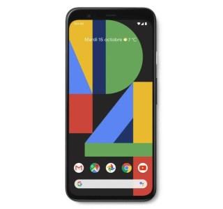 Pixel 4 : l'excellent photophone de Google descend enfin à un prix acceptable