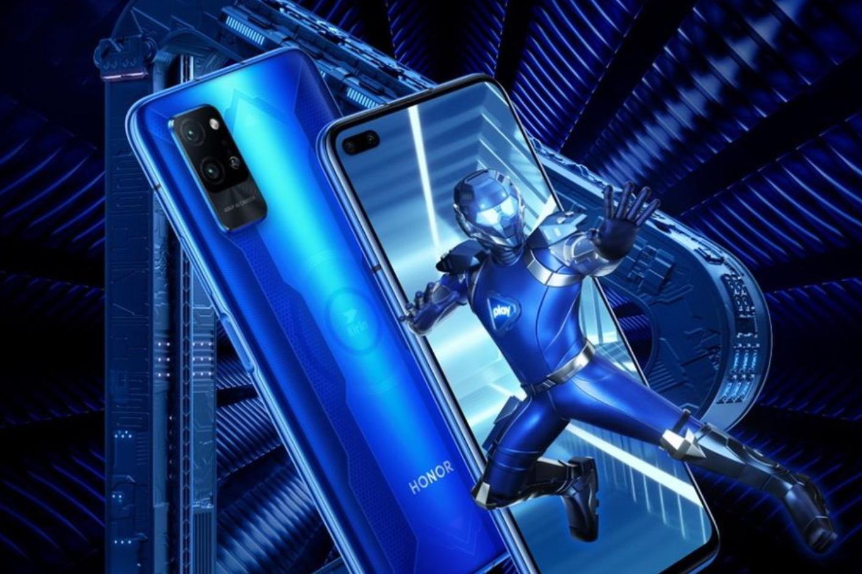 Honor annonce un smartphone anti-COVID, capable de prendre votre température