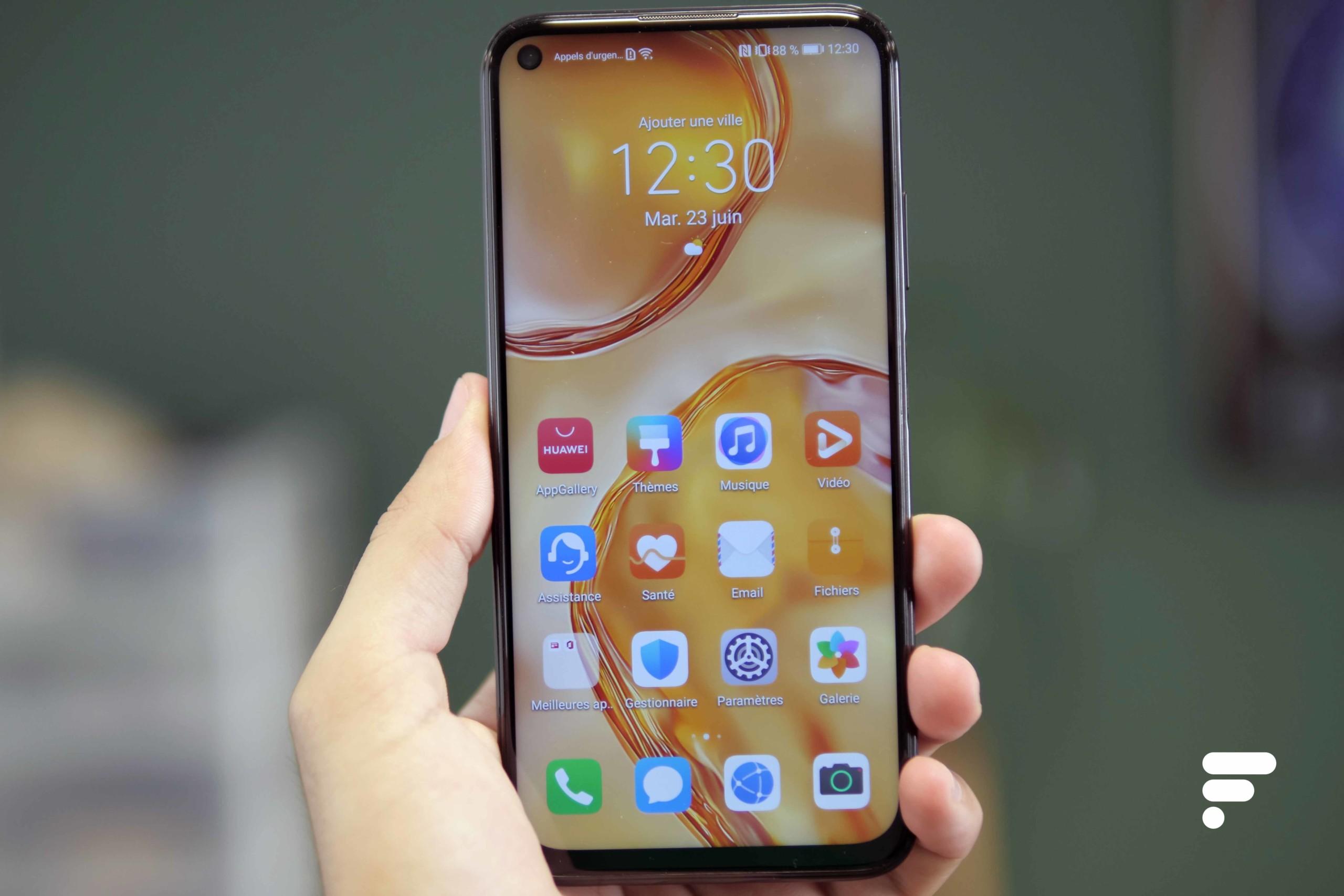 Test du Huawei P40 Lite : si près d'être un bon plan