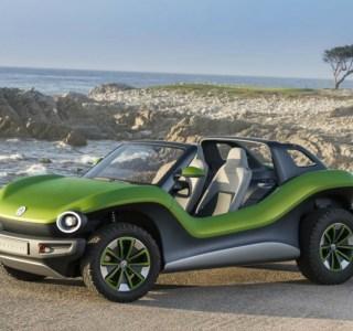 Volkswagen : son buggy de plage électrique ne verra finalement jamais la mer