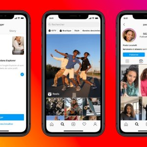 Instagram lance Reels et part affronter TikTok