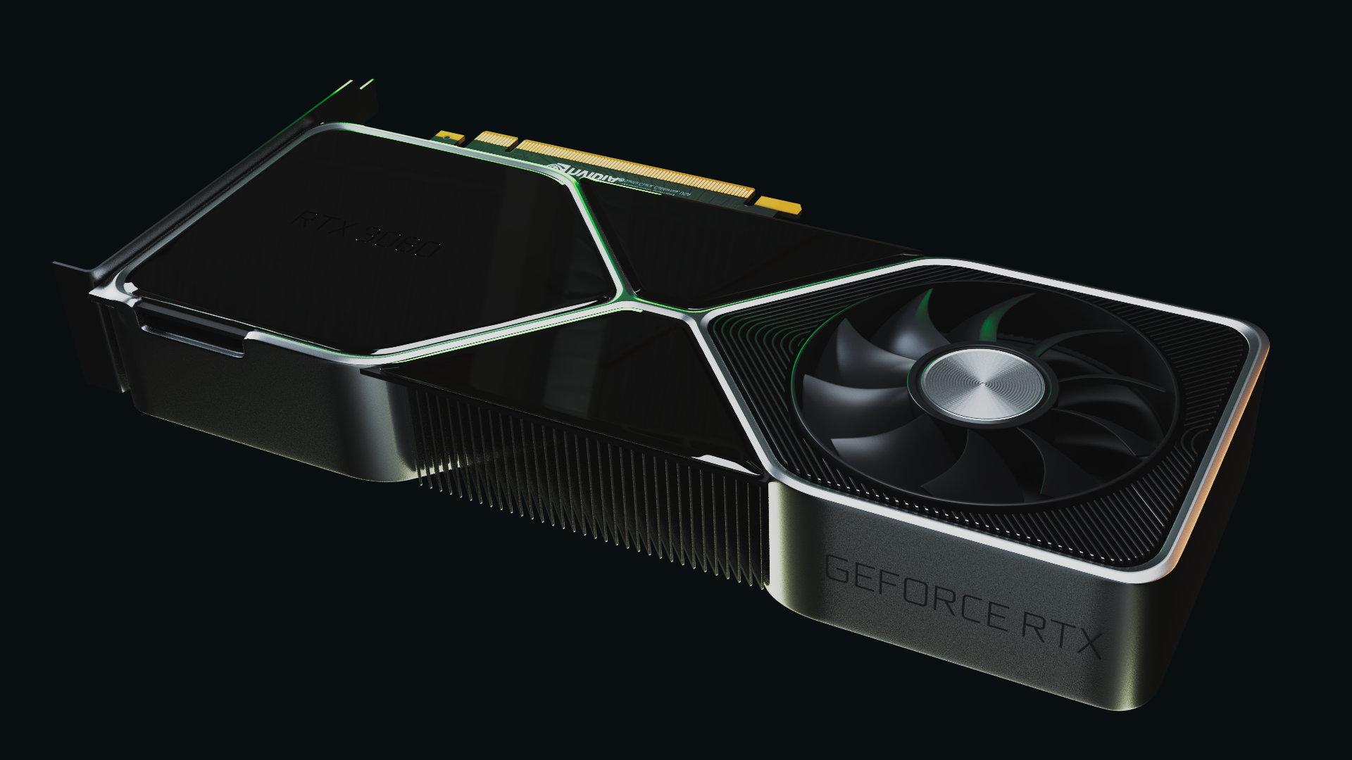 Nvidia RTX 3000 : le haut de gamme «Ampère » met une baffe à la RTX 2080 Ti FE
