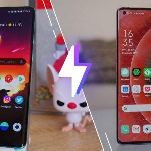 OnePlus 8 Pro ou Oppo Find X2 Pro : lequel est le meilleur smartphone ?
