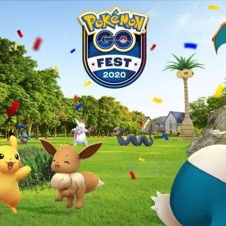 Pokémon Go Fest 2020 : des Pokémon inédits au programme