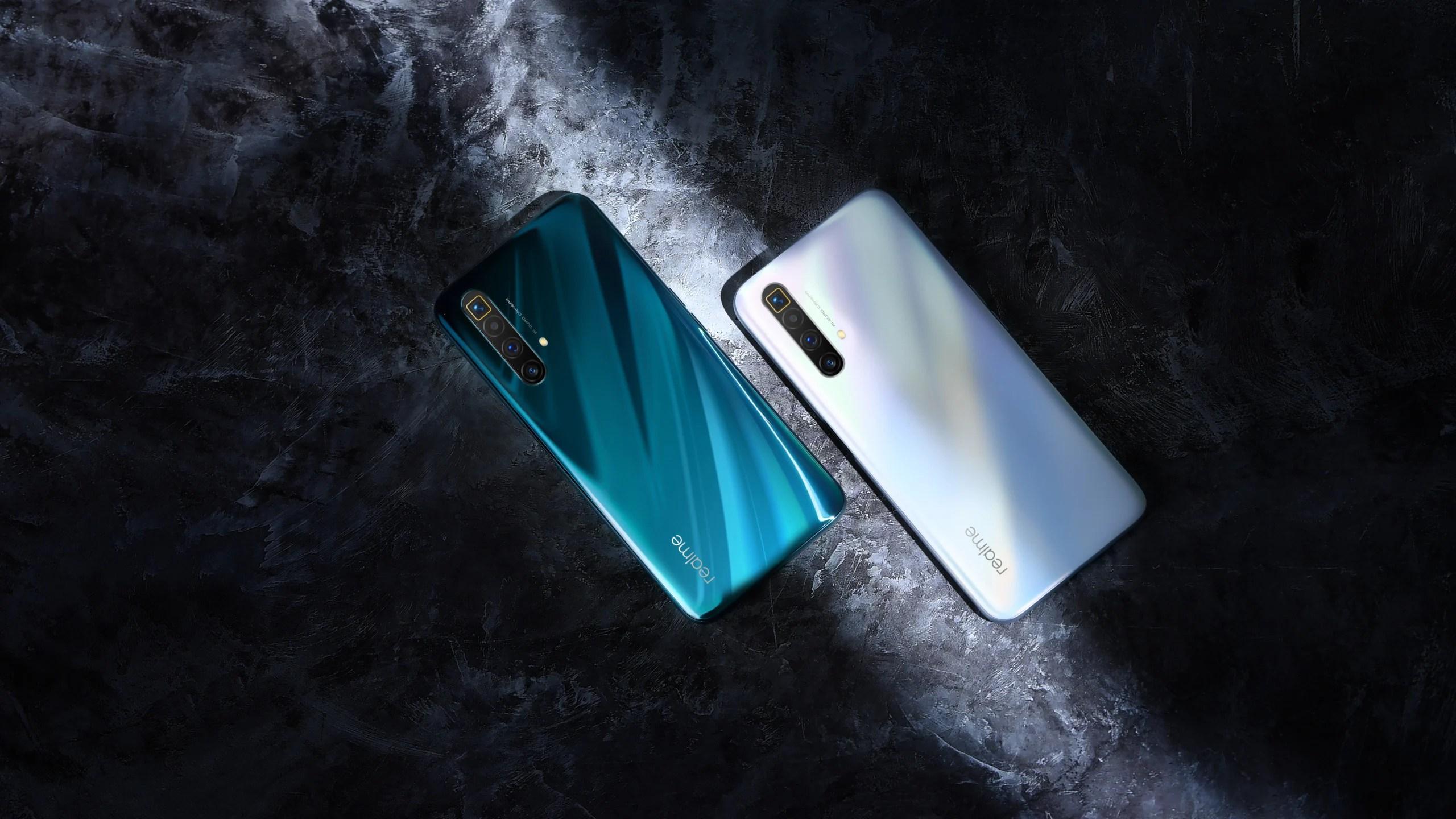 Realme X3 SuperZoom lancé en France: zoom x60 et écran 120 Hz à 500euros