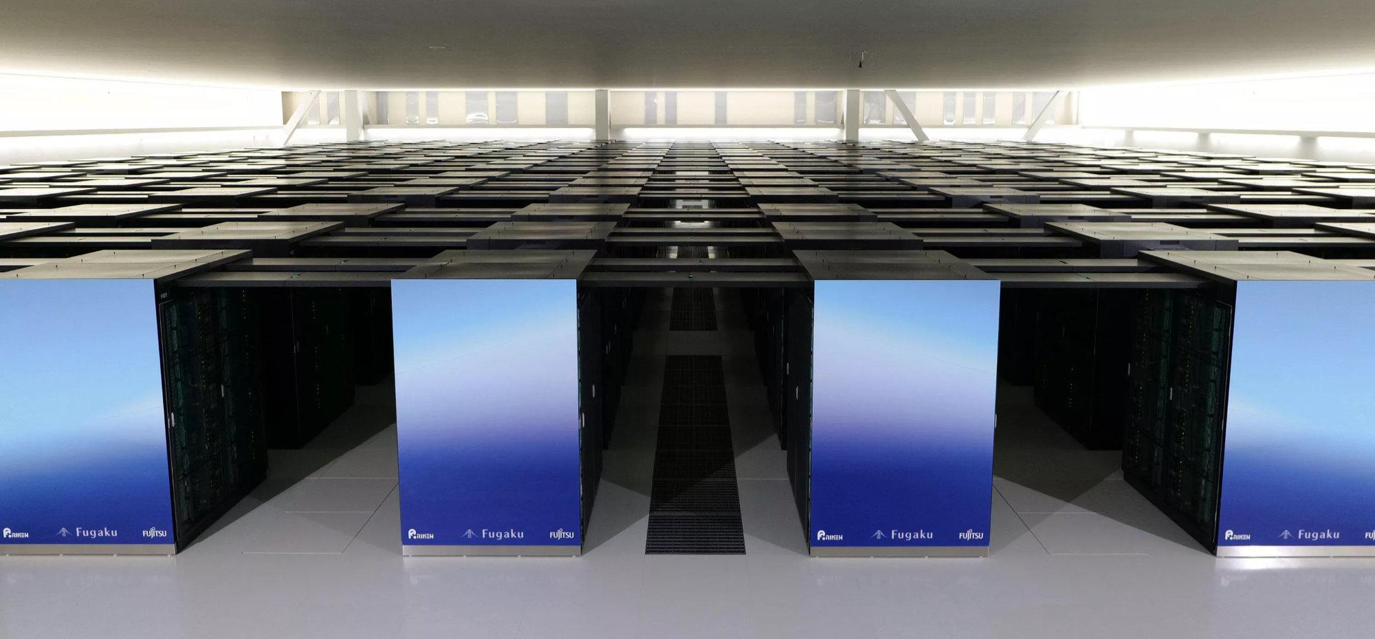 Le superordinateur le plus puissant (415 PFlops) tourne sous ARM
