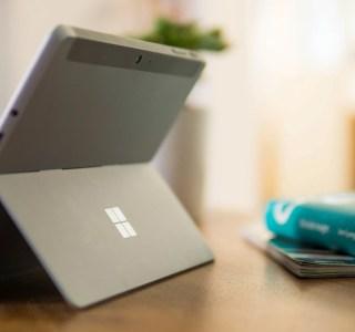 Microsoft Surface Go 3 : la tablette abordable repérée avec de nouveaux processeurs