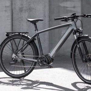 Triumph veut triompher sur le marché du vélo électrique avec son Trekker GT