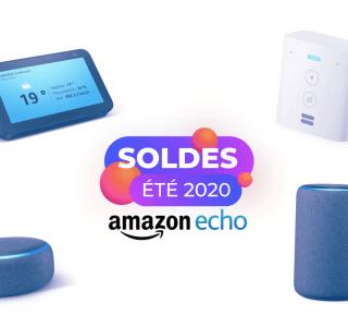 Amazon brade ses produits Echo avec des remises allant jusqu'à -60%