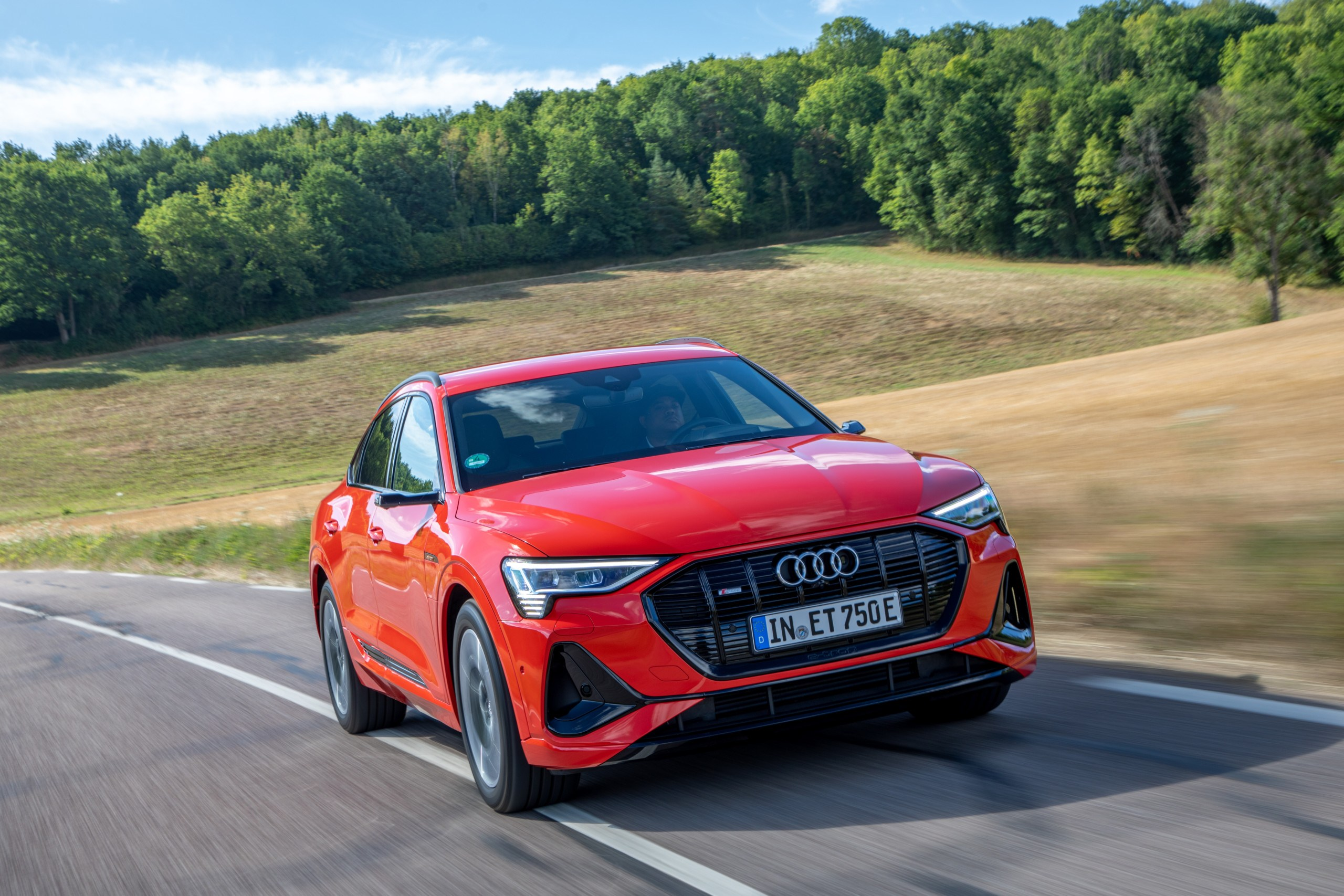 Essai de l'Audi e-tron Sportback : le coup de crayon salvateur ?