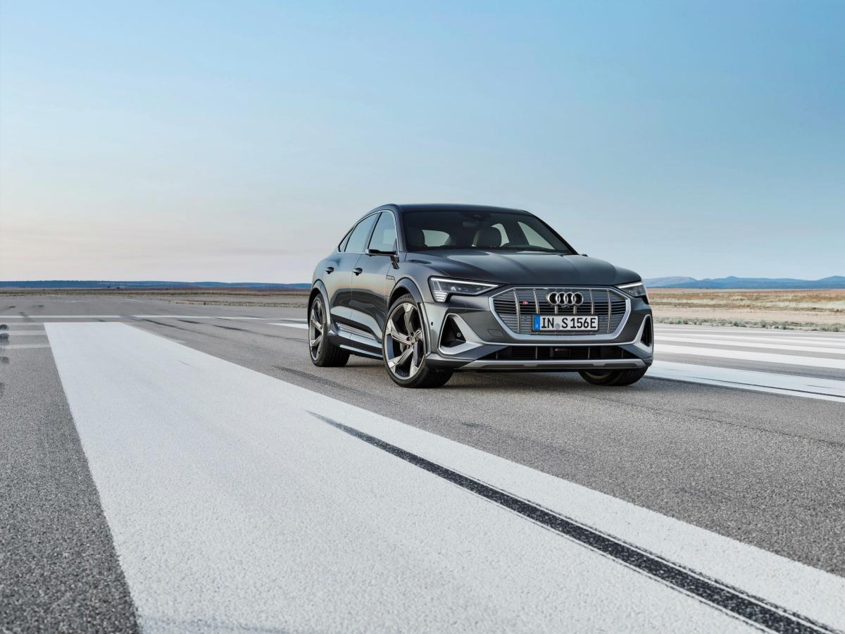 Audi e-tron S et S Sportback: deux nouveaux SUV électriques sportifs de 500ch… mais très chers