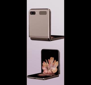 Le Galaxy Z Flip 5G fuite dans une vidéo