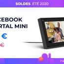 Moins de 100 euros pour le Facebook Portal Mini, l'écran connecté avec Alexa