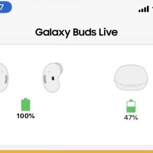 Samsung Galaxy Buds Live : le design haricot des écouteurs confirmé par l'App Store d'Apple