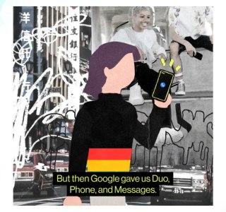Tout pour la fluidité : le OnePlus Nord mise sur Google Messages, Duo et Téléphone