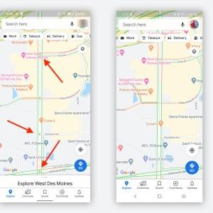 Les feux tricolores font leur apparition dans Google Maps