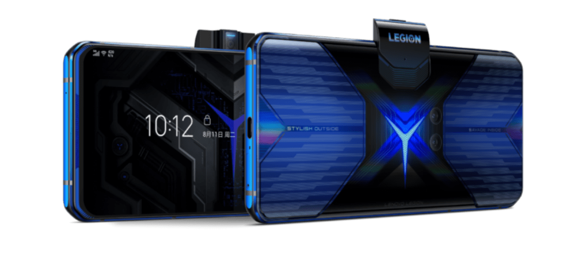 Lenovo Legion Phone Duel officialisé : caméra pop-up latérale et taux de rafraîchissement faramineux