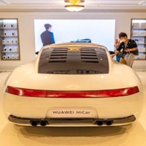 Huawei équipe un premier véhicule de son alternative à Android Auto