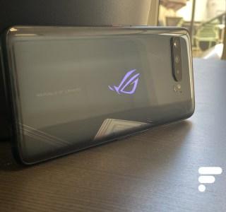 ROG Phone5: Asus ajouterait un mini écran au dos de son smartphone gaming