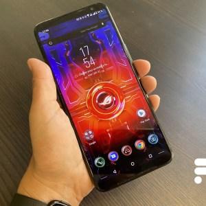 Le ROG Phone 3 peut basculer l'écran en 160 Hz grâce à une option cachée