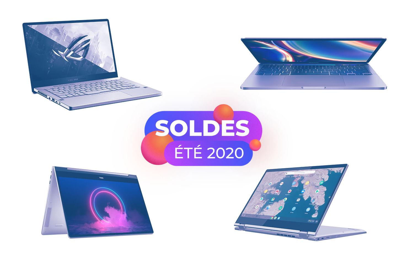 PC portable : voici notre TOP 7 des offres disponibles pendant les soldes