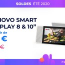 Lenovo Smart Display : jusqu'à 140 € de remise pour les modèles 8 et 10 pouces