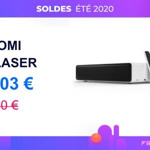 Xiaomi Mi Laser : cet incroyable vidéoprojecteur est moins encore cher qu'hier