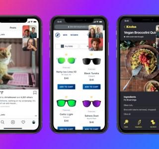 Facebook Messenger déploie le partage d'écran sur iOS et Android