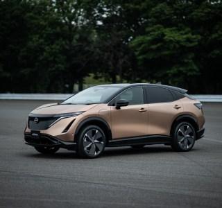 Nissan Ariya officialisé : découvrez dans les moindres détails cet élégant SUV coupé électrique