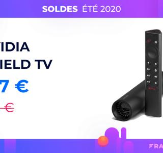 Le boîtier Nvidia Shield TV passe sous les 150 € grâce à ce code promo