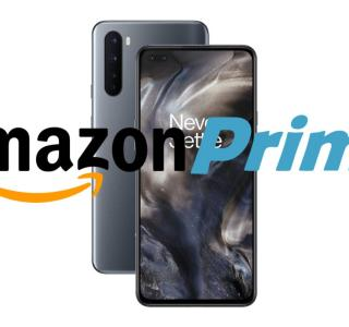 Le nouveau OnePlus Nord est moins cher pour les membres Amazon Prime